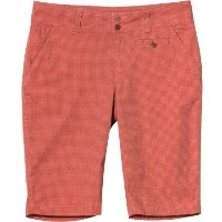 コロンビアの女性の銅Ridge ?Long Short Hot Coral Shorts 4 X 11