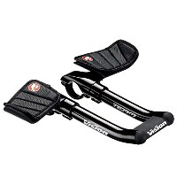 Vision Team Mini TT Clip-Ons Aero Bar 31.8mm x 170mm UCI Legal by Vision