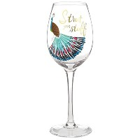 Strut Your Stuffワインガラス、15.8 Oz Wine Glasses