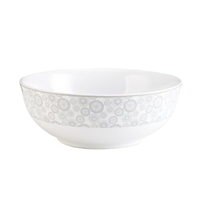 (Floral) - Mikasa Avery Floral Vegetable Bowl, 23cm