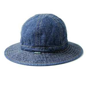 (ゴーヘンプ)GOHEMP ) HOBO DENIM HAT/H/C DENIM インディゴ
