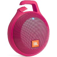 JBL CLIP+ Bluetoothスピーカー IPX5防水機能 ポータブル/ワイヤレス対応 ピンク  JBLCLIPPLUSPINK【国内正規品】