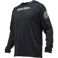 Troy Lee Designs Sprint elite mens BMX Bike Jersey – オレンジ