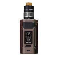 WISMEC Reuleaux RX2 20700 with GNOME[ルーローRX2 20700+ノーム] (Brown ブラウン)