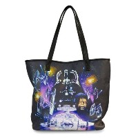 Loungefly x Star Wars Space Scene Tote