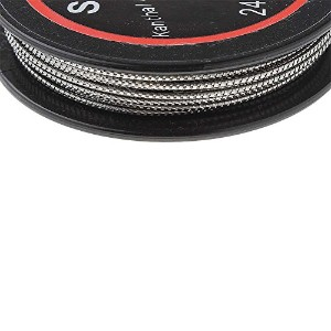 15Feet 抵抗 電熱線 Taiji/Staggered/Staircace/Super Juggernaut/Super clapton/Resistance Heating wire ...