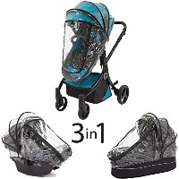 guzzie+Guss Car Seat Rain Cover by guzzie+Guss