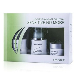 Pevonia BotanicaSensitive Skincare Solution Sensitive No More: Cleanser 50ml/1.7oz+Lotion 50ml/1...