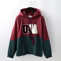 SALE ギルドプライム(GUILD PRIME) 【doublet】MENS DROP PATCH EMBROIDERY HOODIE/17AW19CS77 S,M 【送料無料】 メンズ