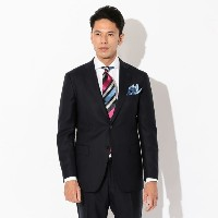 【Paul Stuart MEN ポール・スチュアート メン】 ☆★☆QUINTESSENTIAL ORIGINAL TOP TWILL YORKモデルスーツ...