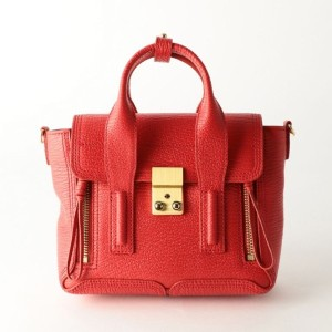 SALE【ギルドプライム(GUILD PRIME)】 【3.1 Phillip Lim】バッグ-PASHLI MINI SATCH AC00-0226SKC- ピンク