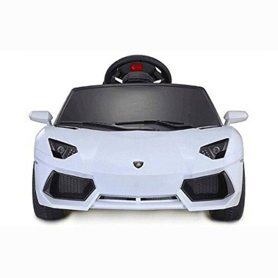 【組立要】ランボルギー二 子供用電気自動車 Lamborghini Aventador 6V Ride On Kids Battery Powered Wheels Car
