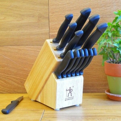 ヘンケル ナイフ 包丁 13点セットHenckels International Everedge 13-Piece Knife Set