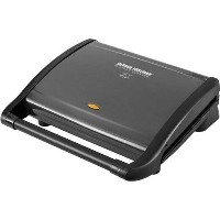 ジョージフォアマン 電気グリル ホットプレートGeorge Foreman GRV120GM 120-Square-Inch Nonstick Jumbo Sized Family Grill