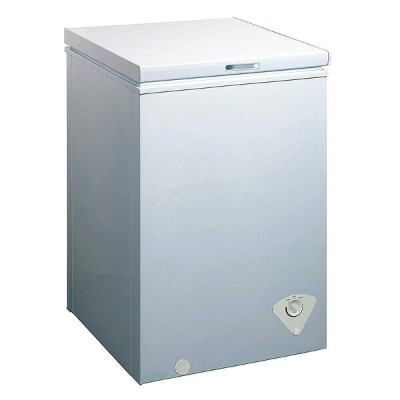 フリーザー 冷凍庫 midea Single Door Chest Freezer