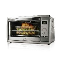 オスター コンベクションオーブン トースターOster Extra Large Capacity Countertop 6-Slice Digital Convection Toaster Oven...