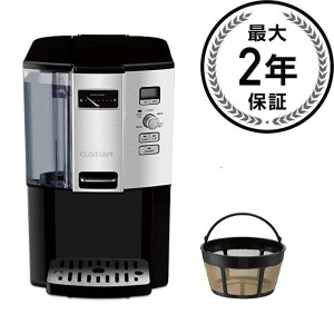 クイジナート コーヒーメーカー 12カップCuisinart Coffee on Demand 12-Cup Programmable Coffeemaker DCC-3000
