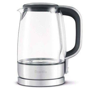 ブレビル 電気ケトルBreville USA BKE595XL The Crystal Clear Electric Kettle