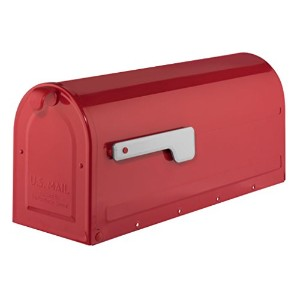 Architectural Mailboxes アメリカンポストMB1 (レッド)