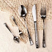 Christieカトラリー5点セットナイフ・フォーク・スプーンCutlery set
