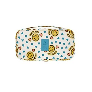 【MONOPOLY 公式】 MONOPOLY MERRYGRIN GRAND UNDERWEAR POUCH (smiley yellow) メリーグリンアンダーウェアーポーチ 下着ポーチ 収納...