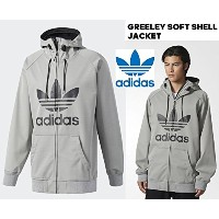 2018 ADIDAS アディダス SNOWBOARDING GREELEY JACKET S CORE HEATHER
