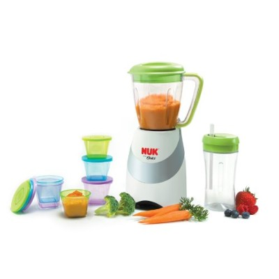 NUK Smoothie and Baby Food Maker by NUK [並行輸入品]