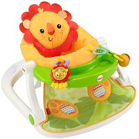 Fisher-Price Sit-Me-Up Floor Seat with Tray by Fisher-Price
