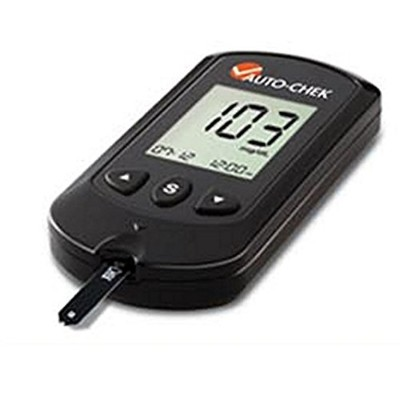 AUTO Check Diabetes Testing Kit Blood Glucose Monitoring Auto Coding system Full Set Test Paper 50 ...
