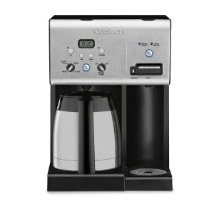 クイジナート CHW-14 10カップ コーヒーメーカー Cuisinart CHW-14 Coffee Plus 10-Cup Thermal Programmable Coffeemaker