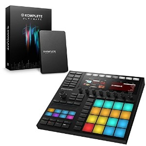 NATIVE INSTRUMENTS ネイティブインストゥルメンツ / MASCHINE MK3+ KOMPLETE 11 ULTIMATE UPG for SELECT セット