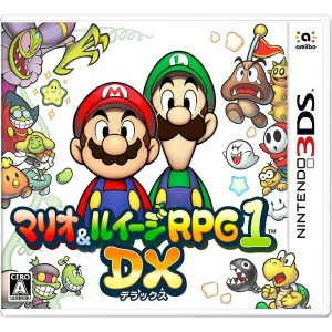 【3DSソフト】マリオ&ルイージRPG1 DX【送料無料】