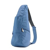 Healthy Back Bag (ヘルシーバックバッグ) ボディバッグ MICROFIBER SKY BLUE 7103 HBB SMALL FRENCH BLUE [並行輸入品]