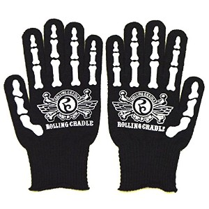 ローリングクレイドル ROLLING CRADLE CYCLOPS SHOUT GLOVE(BLACK)
