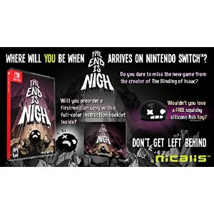 The End Is Nigh (輸入版:北米) - Switch