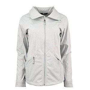 The North FaceレディースPark Slope Jacket Ashes of Rosesグレー