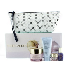 Estee LauderYour Complete System: Resilience Face & Neck Cream 50ml + Perfectionist Serum 15ml +...