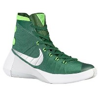 ナイキ メンズ バスケットボール シューズ・靴【Nike Hyperdunk 2015】Gorge Green/Electric Green/Metallic Silver