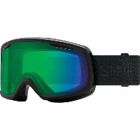 スミス レディース スキー・スノーボード ゴーグル【Riot ChromaPop Goggles with Bonus Lens】Black Mosaic/Chromapop Everyday...