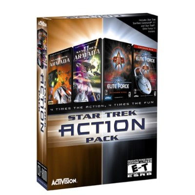 Star Trek Action Pack (輸入版)