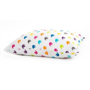 Baby Deedee Standard Pillow Case, Rainbow by baby deedee