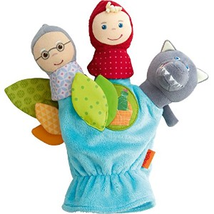 HABA Glove Puppet Red Riding Hood by HABA