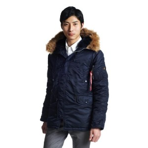 (アルファインダストリーズ)ALPHA INDUSTRIES INC N-3B TIGHT 20094-2 267 RP.BLUE S