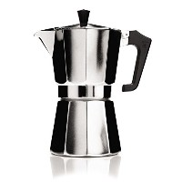 CKSイタリア6カップコーヒーエスプレッソメーカー箱入り CKS Italian 6 Cup Coffee Expresso Maker Boxed