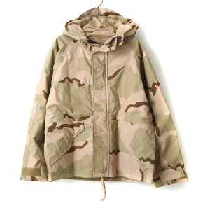 VINTAGE (ヴィンテージ) / 【DEAD STOCK】3COLOR DESART CAMO GORE-TEX PARKA (ゴアテックス デザートカモ ミリタリー ECWCS ヴィンテージ...