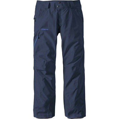 パタゴニア メンズ スノーボード スポーツ Insulated Powder Bowl Pant - Men's Navy Blue/Navy Blue