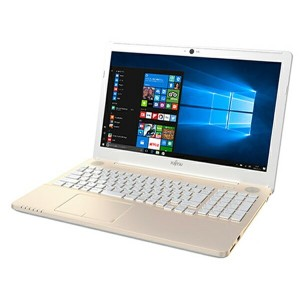 富士通 FMV LIFEBOOK A42B2G ( FMVA42B2G ) Windows10 Celeron 15.6インチ メモリ 4GB HDD 1TB DVDスーパーマルチドライブ...