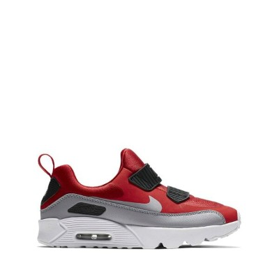 NIKE AIR MAX TINY 90 (PS)(ナイキ エア マックス タイニー 90 PS)UNIVERSITY RED/WOLF GREY-ANTHRACITE【キッズ スニーカー】18SP...