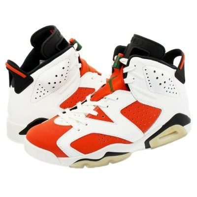 NIKE AIR JORDAN 6 RETRO 【LIKE MIKE】【GATORADE】 ナイキ エア ジョーダン 6 レトロ SUMMIT WHITE/TEAM ORANGE/BLACK...