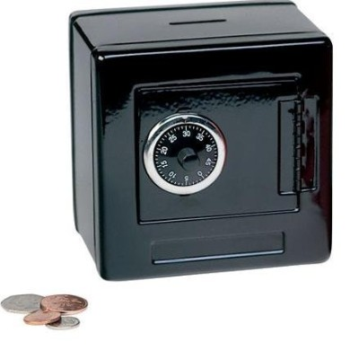 Frontier Combination Metal Coin Safe